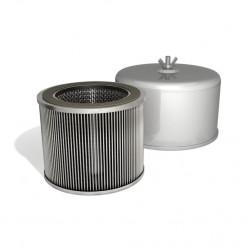 Filtr powietrza FT332.230P z wbudowanym tłumieniem hałasu